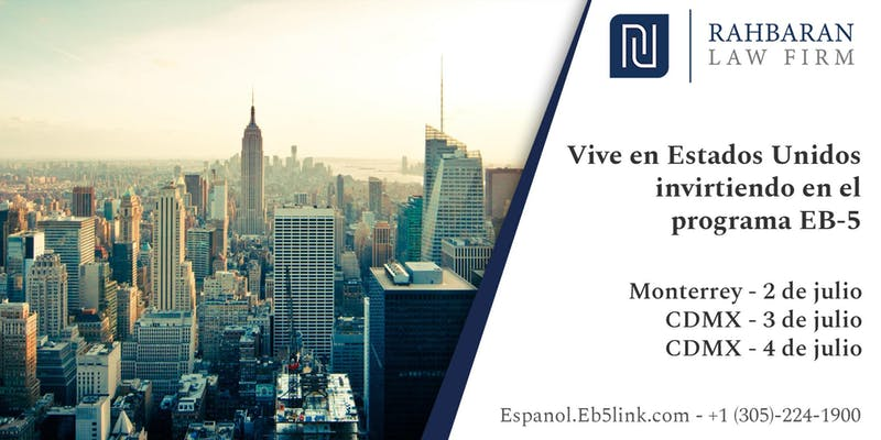 Posible aumento en el monto de inversión, un obstáculo más para la obtención de visas EB-5